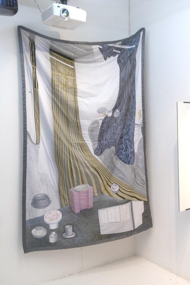Potemkin//Body   LUBOV GALLERY  New York ANN GREENE KELLLY, CECILE KRAHENBUHL, DEVIN N. MORRIS,MARIO NAVARRO organized by RAMSAY KOLBER HIT Anne Minazio