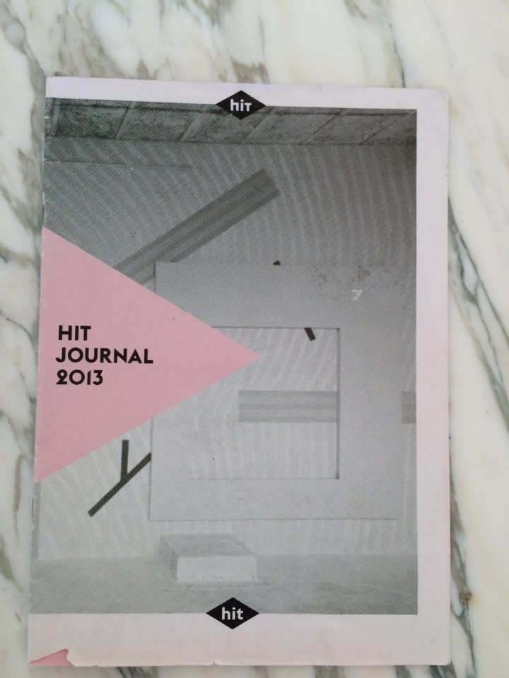 Journal 2013 HIT Anne Minazio
