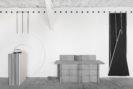 Monochromes&Wallpainting N°18: Anne Minazio photo: Lucas Olivet Une salle à manger (Josef Hoffmann chez Ferdinand Hodler) & Façade automne/hiverHIT Anne Minazio