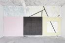 Anne Minazio Monochromes&Wallpainting N°5 ©Lucas Olivet Featuring N°1HIT Anne Minazio