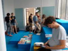 Bibliothèque N°3HIT Anne Minazio