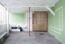Monochromes&Wallpainting N°14: Anne Minazio photo: Quentin Lannes Glyph & Lux (Façade printemps/été)HIT Anne Minazio