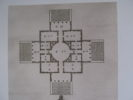 Palladio, La Rotonde,1566-1571 REPAS N°4HIT Anne Minazio