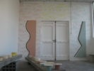 Monochromes&Wallpainting N°11: Anne Minazio Monochromes & Wallpainting N°11  &  Céramiques N°1-6  &  FaçadeHIT Anne Minazio