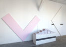 Monochromes&Wallpainting N°14: Anne Minazio Journal Hit 2014, High ResolutionHIT Anne Minazio
