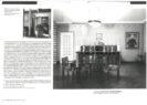 mise en page: Pauline Seigneur Une salle à manger (Josef Hoffmann chez Ferdinand Hodler) & Façade automne/hiverHIT Anne Minazio