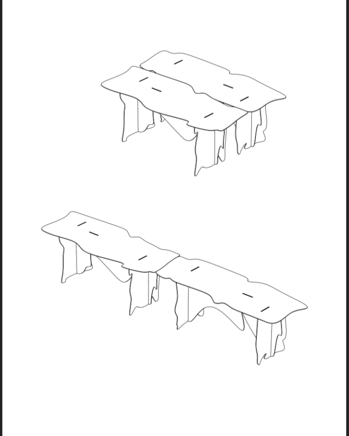 Curve point I & II – Tables for Hit Arno Mathies HIT Anne Minazio