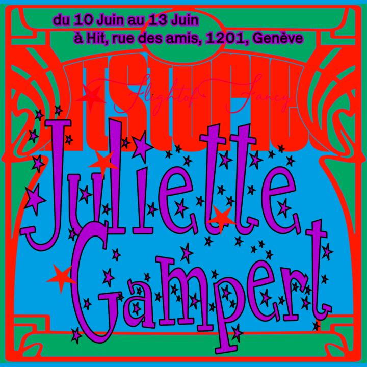 Flight of Fancy #2 Juliette Gampert HIT Anne Minazio